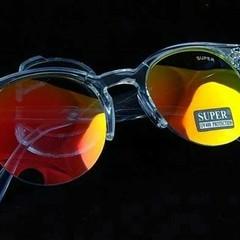 แว่น ®Super เกรด AAA  ขนาด 58 มิล.  เลนส์สี ตัวแว่นเป็นวัสดุแบบใสคะ  เหมาะกับหน้าร้อนนี้มากๆคะ   ราคา 599.- จัดส่งฟรีลงทะเบียน/+EMS50  ซื้อ2ชิ้นฟรีค่าจัดส่ง EMS  รหัสสินค้า.271KK   สอบถามสั่งซื้อได้ทาง Line nadpoponline   ว้าว! ถ้าอยากดูเพิ่มเต