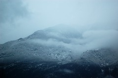 Holiday Snap 10: Whiteout (Apionid) Tags: italy snow fog clouds grey nikon valledaosta d40 day52 day52365 365the2015edition 3652015 21feb15