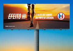 HI Academia - Campanha Efeito HI (mv2comunicacao) Tags: life road sky white lamp sign metal poster outdoors marketing day exterior message view market object space banner large nobody front exhibition billboard advertisement canvas communication clear business commercial blank single backgrounds medium roadside selling copy template pl