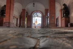 DSC_1701 (Joachim S. Mller) Tags: door castle gate tor schloss tr darmstdterschloss schlos schlossdarmstadt darmstdterschlos schlosdarmstadt