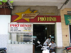 Pho Binh - Soup and Viet Cong Headquarters