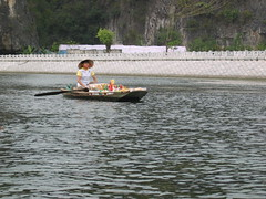 Tam Coc Beverage Boat