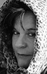 U.C. ( 2)                                      140223 (Eddy L.) Tags: portrait blackwhite women portrt sw biancoenero blanconegro schwarzweis