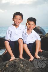 kapalua-bay-portraits-1593 (brandon.vincent) Tags: family red portrait beach photography hawaii bay maui kapalua