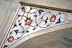 Taj Mahal 149 (David OMalley) Tags: world india heritage river site tomb taj mahal agra unesco mausoleum shah pradesh uttar jahan mughal mumtaz yamuna