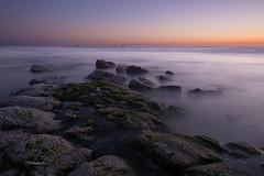 (rainbow wasabi) Tags: sunset summer oregon coast beach rocks pacific northwest nature landscape seascape explore