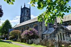 Tavistock Parish Church, Devon (Baz Richardson (now away until 30 July)) Tags: churches devon tavistock medievalbuildings gradeiilistedbuildings woolchurches churchofsteustachius