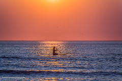 DSC_0056 (Patrick Herzberg) Tags: holland dutch strand zonsondergang nikon nederland thenetherlands avond noordwijk weerspiegeling avondfotografie d5200