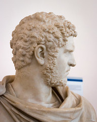 IMG_0655 (jaglazier) Tags: 188ad217ad 2016 3rdcentury 3rdcenturyad 72316 adults augustus bearded beards campania caracalla copyright2016jamesaglazier emperors imperial italy july kings men museoarcheologiconazionale museoarcheologiconazionaledinapoli naples napoli national nationalarchaeologicalmuseum nazionale portraits roman severus sexy stonesculpture archaeology art busts crafts frowning furrowedbrow handsome masculine scowling sculpture soldiers