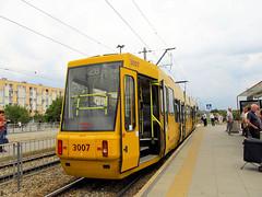 Konstal 116Na/1, #3007, Tramwaje Warszawskie (transport131) Tags: tram tramwaj konstal tw ztm warszawa warsaw 116na
