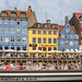 Tourboat in Colorful Nyhavn