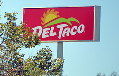 Del Taco Sign 7-8-16 (Photo Nut 2011) Tags: sign deltaco