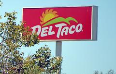 Del Taco Sign 7-8-16 (Photo Nut 2011) Tags: sign deltaco