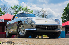 Ferrari 275 GTB/4 (scott597) Tags: columbus ohio green club america vintage ferrari exotic annual meet fca 275 2016 gtb4