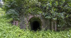 Willkommen (AnotherStepAway) Tags: light urban dark underground mine darkness digging deep tunnel down mining minerals mineral below miner urbex bergwerk