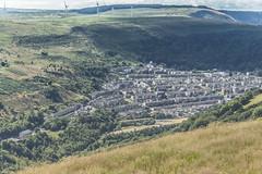 Rhondda Fach from Daerwynno Mountain (13) (Mal.Durbin Photography) Tags: rhonddacynontaf rhonddacynontaff rct rctlandscape maldurbin walesuk southwalesuk