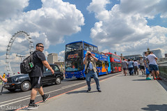 DSC_2989.jpg (Sav's Photo Gallery) Tags: savash westminsterbridge londoneye taxi taxicab tog photographer londonbus streetphotography street westminister