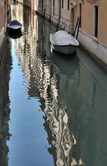 DSC_0098 (bikerchisp) Tags: venice italy ital italia venise canals lagoon bridges gondola holiday vacation europe adriatic sea water waterways streets blue sky bluesky sunshine bikerchisp