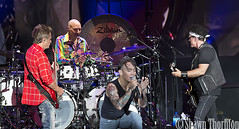Journey - DTE Energy Music Theatre- Clarkston, MI 8/4/16