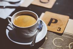Pretty good coffee (Daniel Y. Go) Tags: fuji fujixpro2 xpro2 philippines coop coffee food