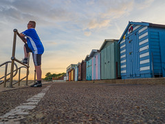 Clacton (john.richards70) Tags: sea side clacton essex summer 2016 beach huts swfc