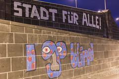stadt fr alle (loop_oh) Tags: stadt fr alle stadtfralle igoblind blind graffiti grafitti grafiti graffitti deutschland europa frankfurt frankfurtammain hessen luminale main metropole nicht light licht