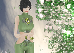 Masoom - Freya Suit (Rehana MiSS SLVietnam, Face of CHOP ZUEY 2015) Tags: secondlife fashion rehana rehanaseljan masoom chopzuey belleza laboheme slink monso posesion thechapterfour themensdept