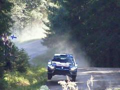 Ogier / Ingrassia - VW Polo WRC - SS13 Ouninpohja - Rally Finland 2016 (74Mex) Tags: rally finland 2016 ogier ingrassia vw polo wrc ss13 ouninpohja