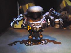 robocop05 (raynegallows) Tags: robocop neca ed209 action figures toys
