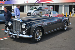 Bentley S1 Continental Drophead (CA Photography2012) Tags: bentley s1 continental drophead coupe mulliner park ward classic british convertible luxury ca photography automotive exotic car spotting gl66 drivers club silverstone