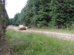 Grampian Stages Rally 2016 (RS Pictures) Tags: src scottish rally championship coltel grampian stages stage 2016 durris ss forest forestry road track special ss6 2 hillman avenger brm motorsport auto