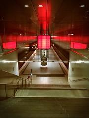 Hafencity Universitt (kfinlay) Tags: ubahn u4 subway metro germany hamburg hochbahn hvv