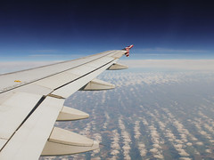 (alaskite) Tags: plane airplane sky view skyporn summer beautiful nature