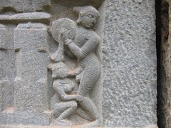 Hosagunda Temple Sculptures Photos Set-1-Erotic sculptures (34)