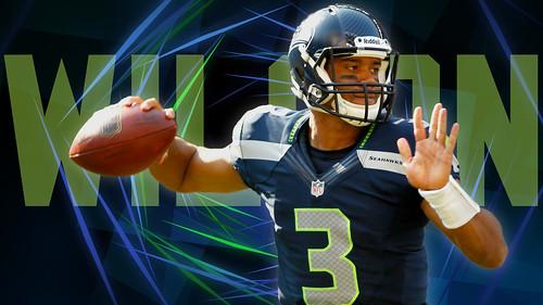 Seattle Seahawks -  Russell Wilson