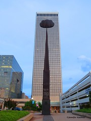 The Center of the Universe 002 (jenn.kuehner) Tags: tulsa art architecture sculpture