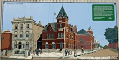 Historic Bowmanville, ON (Snuffy) Tags: bowmanville ontario canada murals autofocus