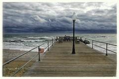 Ocean Grove, NJ, USA (plismo) Tags: monmouth newjersey unitedstates pier pavlosbernhard oceangrove nj usa outdoor landscape seascape seaside shore