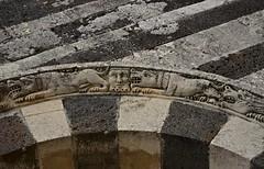 (robra shotography []O]) Tags: chiesa sardegna romanico romanicopisano church trinitdisaccargia bassorilievi romanesque lowrelief codrongianus sassari basilica