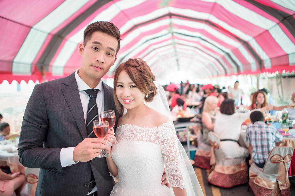 124流水席婚禮紀錄