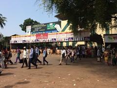 Ratnagiri ST Bus Stand (Depot) Outside Platform MSRTC (YOGESH CHOUGHULE) Tags: ratnagiri st bus stand depot outside platform msrtc ratnagiristbusstanddepotoutsideplatform ratnagiristbusstanddepotoutsideplatformmsrtc