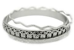 5th Avenue Silver Bracelet P9212-4