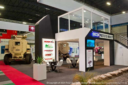 AFRICA AEROSPACE AND DEFENCE STAND BUILDERS
