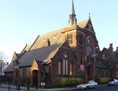 St Bede's Church, Hartington Road, Liverpool 8. (philipgmayer) Tags: stbedes church hartingtonroad toxteth liverpool unlisted 1000