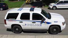 Service de police Ville de Québec (SPVQ) (POLICEDUQUEBEC.COM) Tags: chevrolet quebec tahoe 9397 superviseur spvq