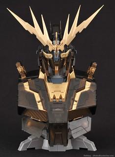 Seraph Hobby Banshee Bust - Straight Build 9 by Judson Weinsheimer