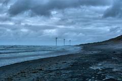 Strand in Dnemark [HDR] (D.ST.) Tags: beach strand photoshop pentax mit german ist der dnemark danmark hdr cs6 aufgenommen dl2