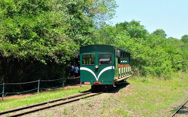Train aux Chutes dIguazú - Côté argentin