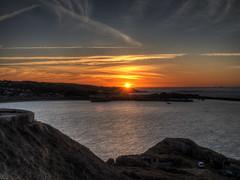 Braye Sunset