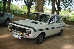 Renault 12 Gordini (benoits15) Tags: old classic cars car vintage french automobile automotive voiture historic retro renault 12 ts coches anciennes gordini sommieres worldcars